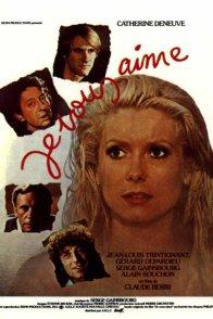Affiche du film : Je vous aime
