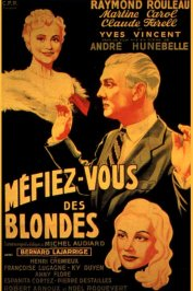 background picture for movie Méfiez-vous des blondes