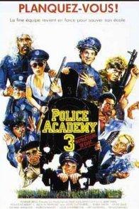 Affiche du film : Police academy 3