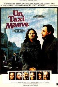 Affiche du film : Un taxi mauve