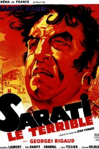 Affiche du film : Sarati le terrible