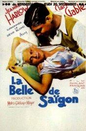 Affiche du film La belle de saigon