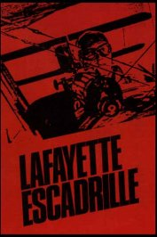 background picture for movie Lafayette escadrille