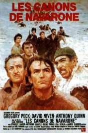 background picture for movie Les canons de navarone