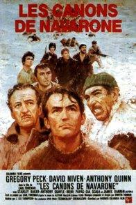 Affiche du film : Les canons de navarone