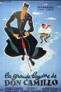 Affiche du film : La grande bagarre de don camillo