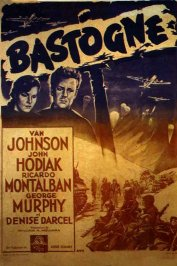 background picture for movie Bastogne