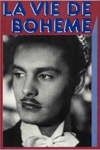 Affiche du film : La vie de bohème