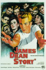 background picture for movie James dean story