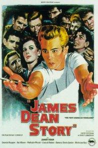 Affiche du film : James dean story