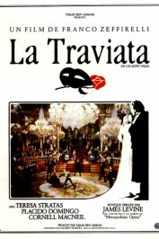 background picture for movie La traviata