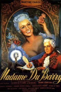 Affiche du film : Madame du barry
