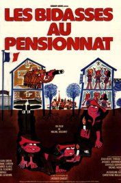 background picture for movie Les bidasses au pensionnat
