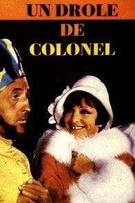 Affiche du film : Un drole de colonel
