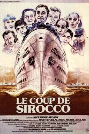 background picture for movie Le coup de sirocco