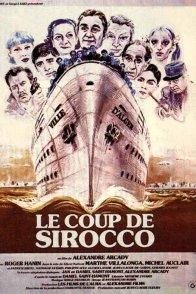 Affiche du film : Le coup de sirocco