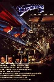 background picture for movie Superman II, l'aventure continue