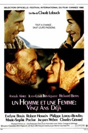 background picture for movie Un homme et une femme, 20 ans déjà