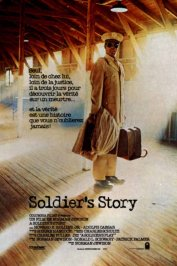 background picture for movie Soldier's story