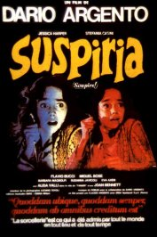 background picture for movie Suspiria
