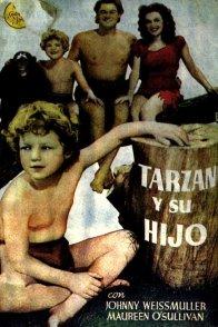 Affiche du film : Tarzan trouve un fils