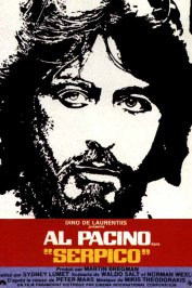 background picture for movie Serpico