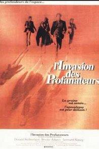 Affiche du film : L'Invasion des profanateurs