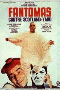 Affiche du film : Fantômas contre Scotland Yard