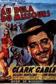 Affiche du film : Au dela du missouri