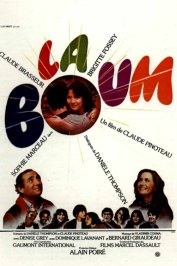 background picture for movie La Boum