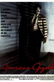 background picture for movie American gigolo