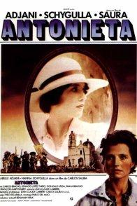 Affiche du film : Antonieta