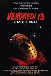 background picture for movie Vendredi 13, chapitre IV : le chapitre final