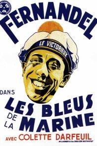 Affiche du film : Les bleus de la marine