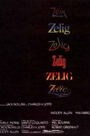 background picture for movie Zelig