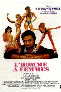Affiche du film : L'homme a femmes