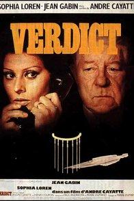 Affiche du film : Verdict