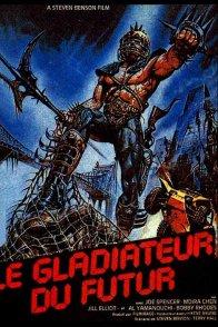Affiche du film : Le gladiateur du futur