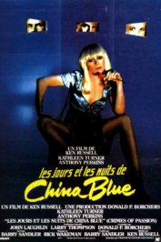 background picture for movie Les jours et les nuits de china blue