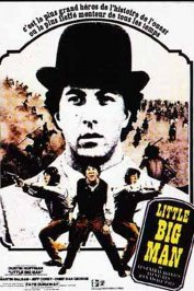 background picture for movie Little big man