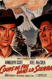 background picture for movie Coups de feu dans la sierra