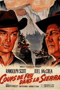 Affiche du film : Coups de feu dans la sierra