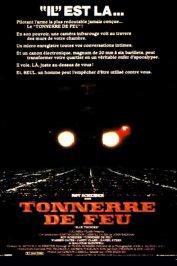 background picture for movie Tonnerre de feu