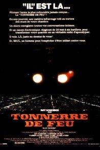 Affiche du film : Tonnerre de feu