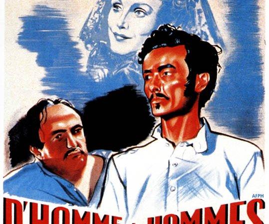 Photo du film : D'homme à hommes