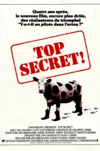 Affiche du film : Top secret