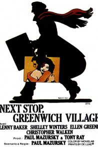 Affiche du film : Next stop greenwich village