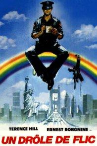 Affiche du film : Un drole de flic