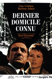 background picture for movie Dernier domicile connu