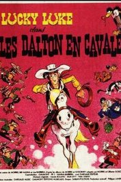 background picture for movie Lucky Luke, Les Dalton en cavale